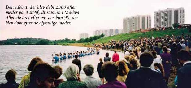 Dåb i Rusland